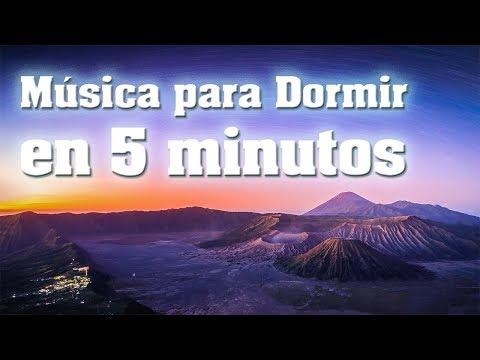 Musica para Dormir Profundamente y Relajarse en 5 minutos con Sonidos de lluvia Relajantes