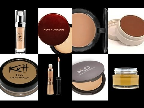 THE BEST FULL COVERAGE FOUNDATIONS - EVER!