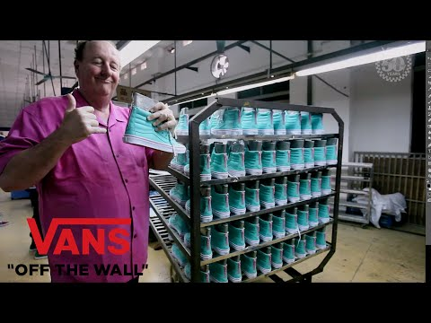 How to Make Vans Footwear with Steve Van Doren and Christian Hosoi | 50th Anniversary | VANS