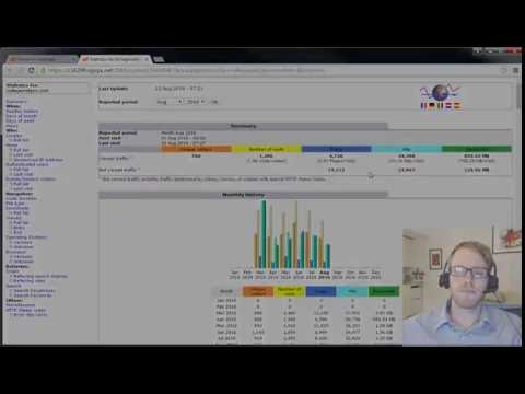 How to View Traffic Statistics (Analytics) for your College Web Pro Website