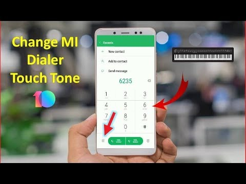 How to Enable Any Redmi Dial Pad Touch Tone (Piano Tone) in Hindi