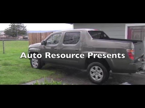 Honda Brake Squeak in Reverse