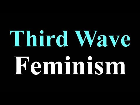 Lecture 3 : Third Wave - Postmodern Feminism ( in Hindi & English )
