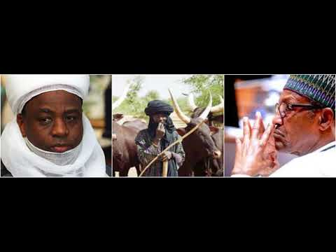 Sultan Of Sokoto: The Fulanis Dont Own Nigeria