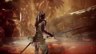 Hellblade combat