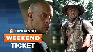 The Fate of the Furious, Spark: A Space Tail, The Lost City of Z | Weekend Ticket