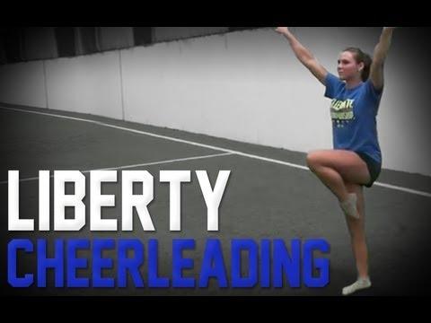 Improve your Liberty | Cheeleading Stunt Training |