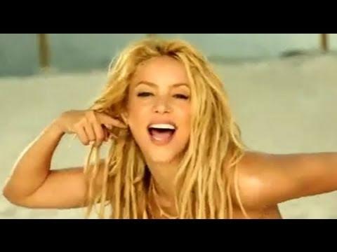 Shakira Inspired Surfer Waves