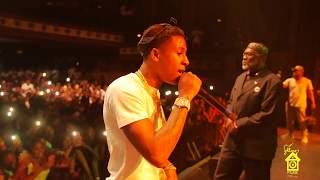 NBA YOUNGBOY LIVE PERFORMANCE IN RICHMOND VA @ THE NATIONAL