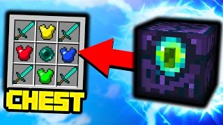 BEATING HACKERS FOR A GOD CHEST?! (Minecraft Ice Factions #30)