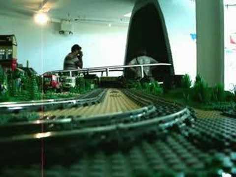 Trains at Legoland Windsor