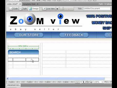 How To Create Ebay Store - Layout - Lesson5