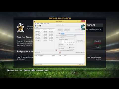 How to Hack FIFA 15 Career Mode!! Endless Money!!!