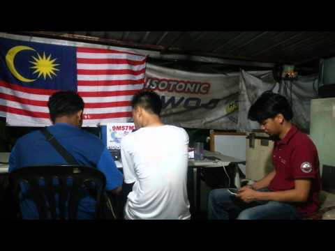 CQ DX MALAYSIA INDEPENDENCE DAY