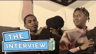 YBN Cordae & YBN Almighty Jay | The Lyrical Lemonade Interview