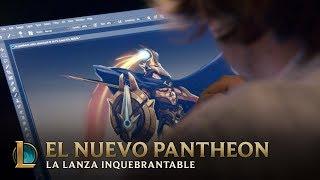 El nuevo Pantheon, la Lanza Inquebrantable - Cómo se hizo | League of Legends