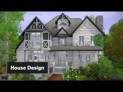 Hawthorne House | The Sims 3 House Building