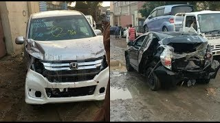 Totaled Japanese Cars Are Being Imported In Pakistan And Sold On Higher Prices