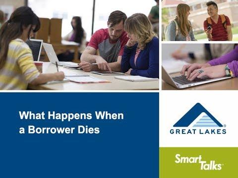 What Happens When a Borrower Dies