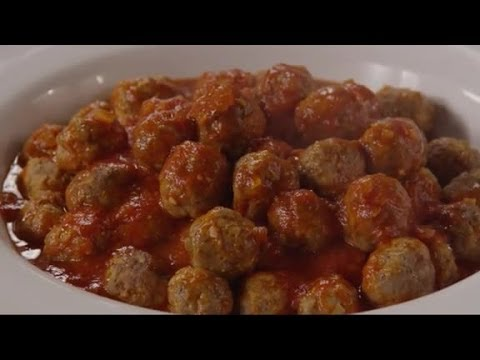 Saucy Mexican Meatballs Appetizer Recipe