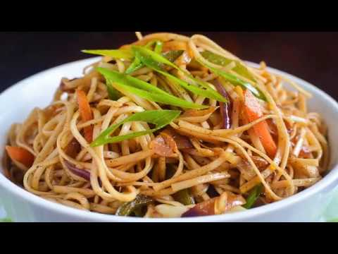 VEGETABLE CHOWMEIN RECIPE / HOW TO MAKE VEGETABLE NOODLE / INDIAN STREET FOOD /SPICY VEG CHOWMEIN
