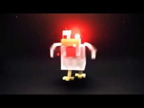 New Youtube Intro: EPIC CHICKEN SOLUTE!