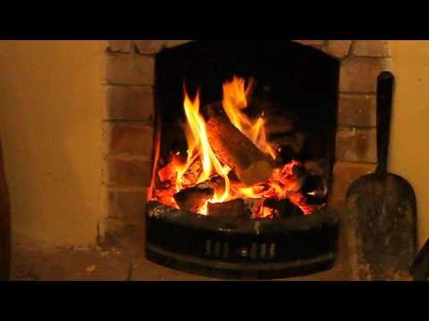 How To Build An Open Fire Indoors 3