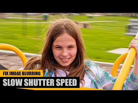 How to Sharpen Slow Shutter Speed Blurry Photos in Photoshop - Fixing Image Blur Tutorial