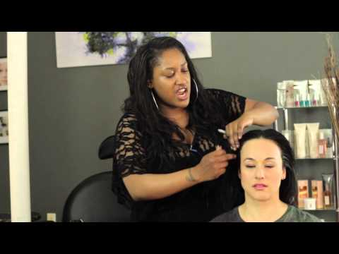 How to Fix a Hairline After Too-Tight Ponytails : Hair Styling & Care
