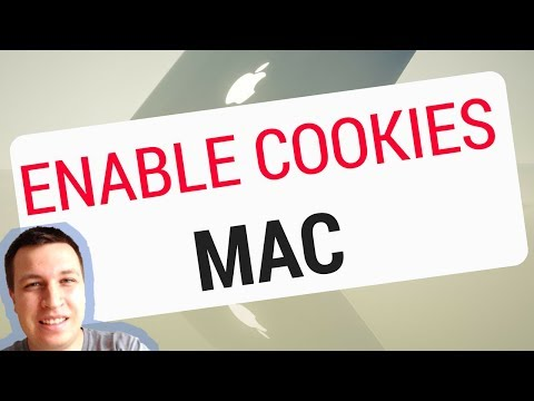 ☝️ How to ENABLE COOKIES MAC?