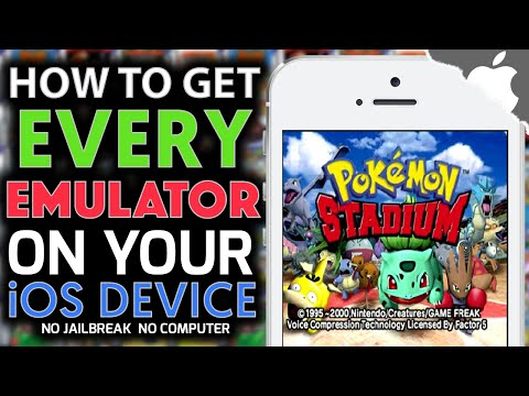 How to Get N64, GBA, PS1, NDS Games & More on your iOS Device ! 9.3 & ↓ (NO JAILBREAK) (NO COMPUTER)