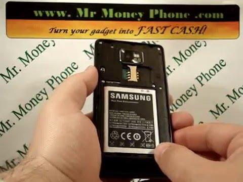 HARD RESET Samsung Galaxy S2 II Wipe Data Master Reset (RESTORE to FACTORY condition) Video