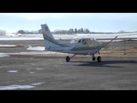 First Solo Flight - March 7, 2016
