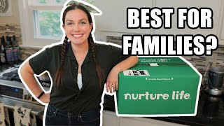 Nurture Life Review: The Best Pre-Made Meals For A Family? (Babies, Toddlers, Kids, AND Adults)