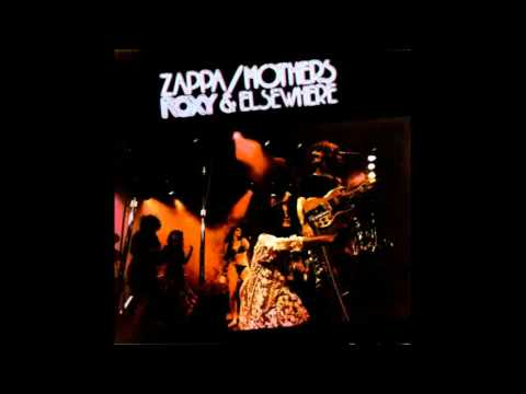 "FRANK ZAPPA-""Echidna's Arf (Of You)"" LYRICS"