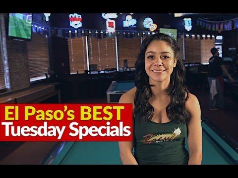 El Paso's Best Tuesday Specials ♦ Taco Tuesday