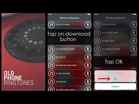 How to set custom Ringtone, Text Tone, Notification & SMS sound on iPhone 4, 4+, 5, 5+, 6, 6+, 7, 7+