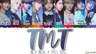 Download STRAY KIDS - 'TMT' (별생각) Lyrics [Color Coded Han Rom Eng] Video
