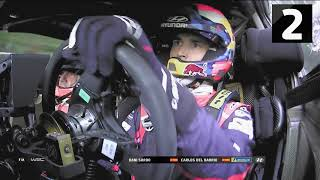 WRC - ADAC Rallye Deutschland 2018: TOP 5 Highlights