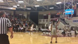 Mohamed Bamba comes up with huge block during Hoophall Classic
