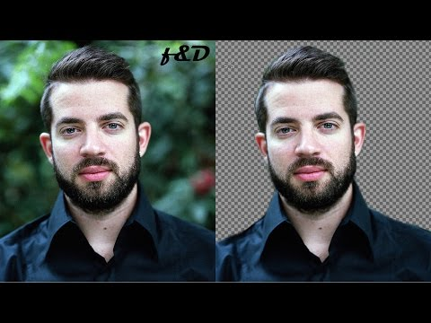 How to Make Transparent Background using Layer Mask in Gimp | #5