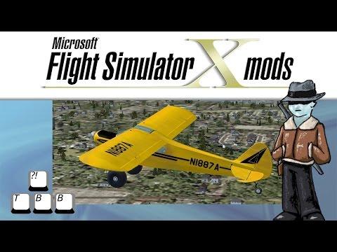 Flight Simulator X Plane Spotlight - Piper PA-18 Super Cub