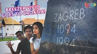 That Time I Went to Croatia! #BreezerVivid
