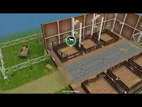 The Sims Freeplay - Need For steed / Call The Stables Owner Back