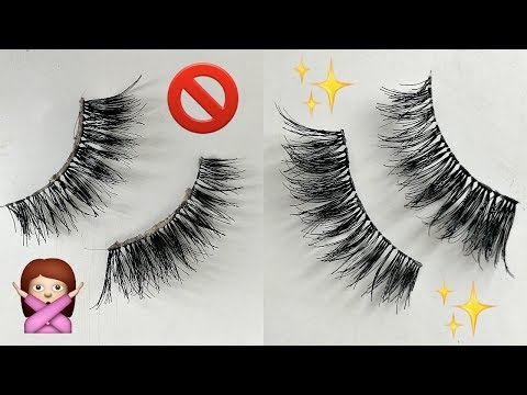 HOW TO CLEAN YOUR FALSE LASHES LIKE A PRO