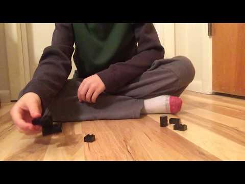 How to build a mini Lego Cerberus