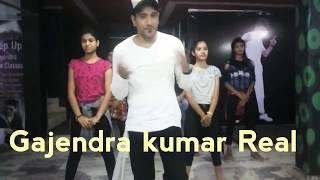 Tutorial [ Thug Ranjha ] Dance Teach By - Gajendra Kumar