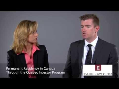 Canadian Permanent Residency Through the Quebec Investor Program
