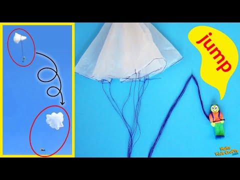How to make a Mini Parachute?