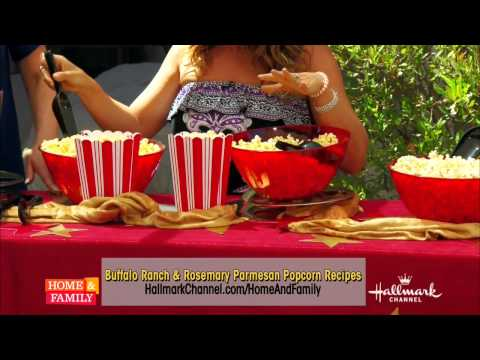 Tanya Memme DIY: How to plan a movie night party!
